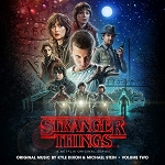 Stranger Things Soundtrack Vol. 2 Indie Exclusive Salt n Peppa Vinyl
