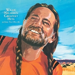"Willie Nelson ""Greatest Hits and Some That Will Be"" 2X 180 Gram Translucent Gold Vinyl"