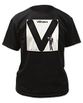 The Vibrators Pure Mania tee