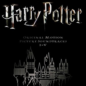 "Various Artist ""Harry Potter: OST Soundtracks I-V"" 10x LP Vinyl Limited Edition Box Set"