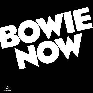 "David Bowie ""Bowie Now"" White Vinyl LP RSD 2018"