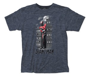 Ant-Man And The Wasp Giant-Man Soft Fitted 30/1 Cotton Tee