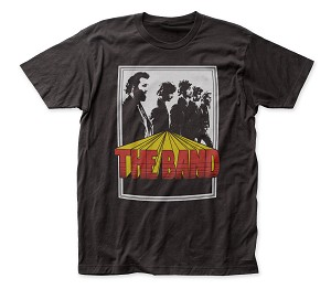 "The Band ""Poster"" - Fitted Jersey Tee"