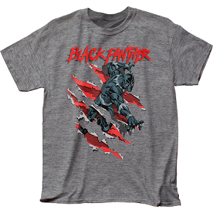 "Black Panther ""Clawing"" Tee"