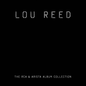 "Lou Reed - ""The RCA & Arista Albums Collection"""