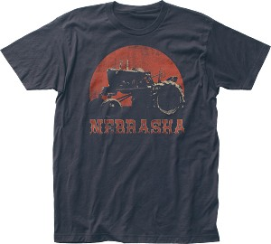 Antique Tractor Nebraska Tee (Unisex)