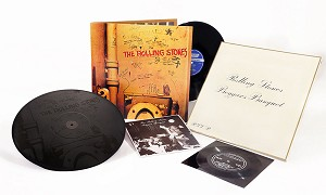 "The Rolling Stones ""Beggars Banquet (50th Anniversary Edition)"" Limited Edition - 2PC with Bonus 7"""