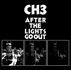 Channel Three - After the Light Go Out (White vinyl or 200 gram Black vinyl)