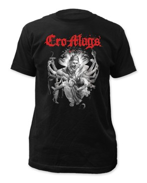 "Cro-Mags ""Best Wishes"" Tee"