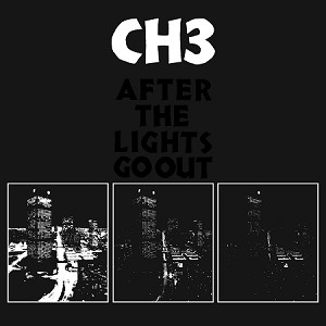 "Channel Three ""After the Lights Go Out"" 150 Gram Black Vinyl"