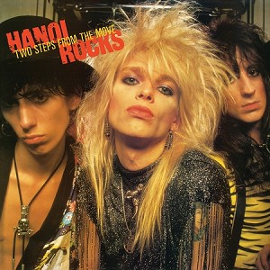 "Hanoi Rocks ""Two Steps from the Move"" - 140 Gram Yellow or 180 Gram Black"