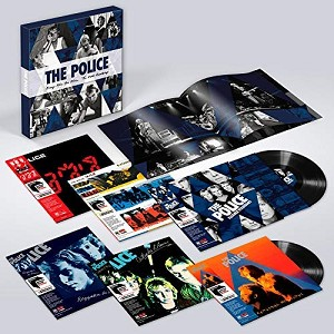 "The Police ""Every Move You Make: The Studio Recordings"" 40th Anniversary Box Set - 6PC (Pre-Order) Street Date: 11/16/2018"