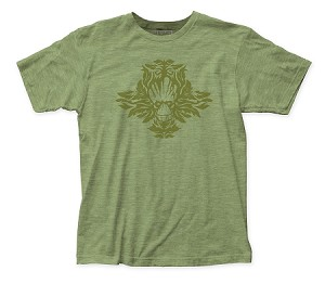 Guardians of the Galaxy Leaf Groot fitted jersey tee