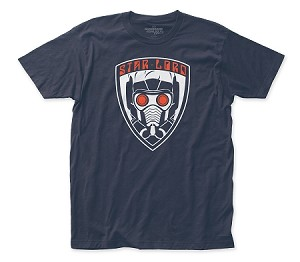 Guardians of the Galaxy Star-Lord fitted jersey tee