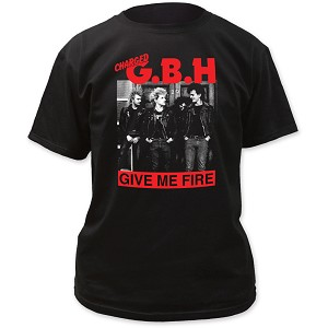 "G.B.H. ""Give Me Fire"" Tee"
