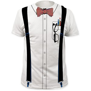 "Impact Originals ""Nerd"" - Costume Tee"
