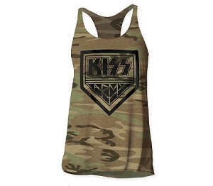 KISS Army juniors tank