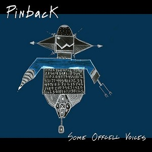 "Pinback ""Some Offcell Voices"" Indie Exclusive"
