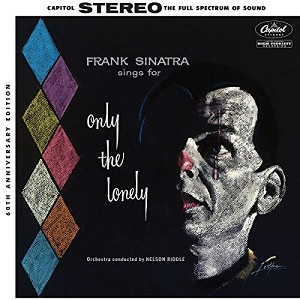 "Frank Sinatra ""Sings For Only Lonely (60th Anniversary Stereo Mix)"" 2LP"