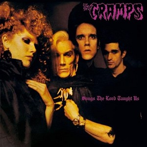 The Cramps - Songs the Lord Taught Us (Opaque Pink vinyl or 200 gram Black vinyl)