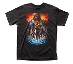 Avengers: Endgame Poster - Fitted Cotton Tee