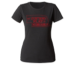 Not Everything's Flat in Nebraska Tee (Women's)
