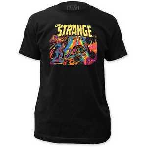 Dr. Strange - Fitted Jersey Tee