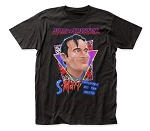 Army Of Darkness Employee of the Month fitted jersey tee