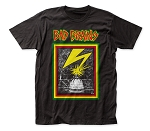 Bad Brains Capitol fitted jersey tee