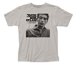 Bob Dylan Times They Are A-Changin' fitted jersey tee