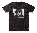Bob Dylan Rolling Stone fitted jersey tee