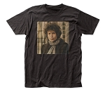 Bob Dylan Blonde on Blonde fitted jersey tee