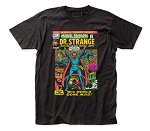 Dr. Strange Let Magic Reign fitted jersey tee