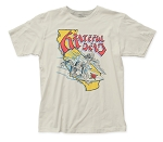 Grateful Dead California fitted jersey tee
