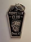 Sturdy Monster Club Branded Keychain
