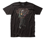 The Mandalorian Boba Fett fitted jersey tee