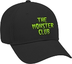 The Monster Club Logo Baseball Cap