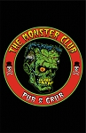 The Monster Club Logo Postcard