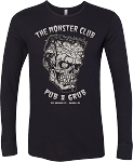 The Monster Club Logo Long Sleeve Thermal
