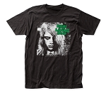 Night of the Living Dead B&W Karen fitted jersey tee