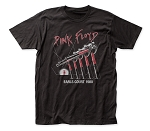 Pink Floyd Earls Court 1980 fitted jersey tee