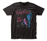 Pink Floyd Neon Wall fitted jersey tee