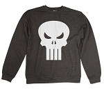 Punisher Logo - Crew Neck Sweatshirt