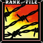 Rank & File - Sundown 150 Gram Translucent Red Vinyl