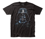 Star Wars Vader Mask fitted jersey tee
