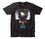Star Wars Powrot Jedi fitted jersey tee