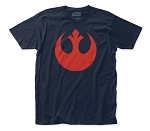Star Wars Rebel Alliance fitted jersey tee
