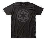 Star Wars Empire Logo fitted jersey tee