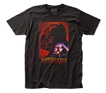 Star Wars Revenge Poster fitted jersey tee