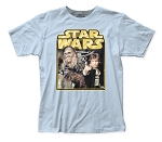 Star Wars  Han & Chewy adult tee